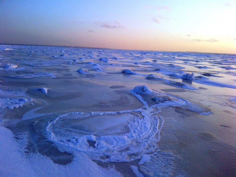 Frozen Sea